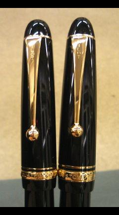 カスタム74  / 『日本を代表する3社のどの万年筆を選ぶか』 シリーズその3 パイロット編1