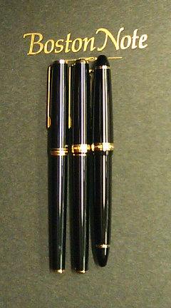 セーラー プロフィット 14K /『日本を代表する3社のどの万年筆を選ぶか』シリーズその9 セーラー編2