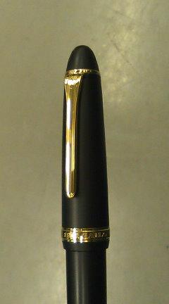 セーラー プロフィット 梨地18K / 『日本を代表する3社のどの万年筆を選ぶか』シリーズその12 セーラー編4
