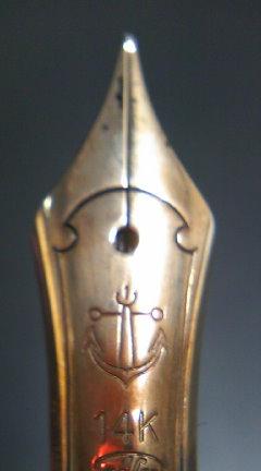 セーラー錨マークニブの秘密2 / 『日本を代表する3社のどの万年筆を選ぶか』シリーズその14 セーラー編5