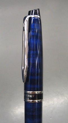 ウォーターマン エキスパート F.P その1/ WATERMAN EXPERT DUNE BLUE F.P