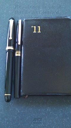 名称不明のパイロットの万年筆 / 『日本を代表する3社のどの万年筆を選ぶか』その21 パイロット編10