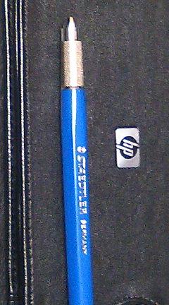 ステッドラーの 787 芯ホルダーで『芯ホルダー』名称考察 / STAEDTLER 787 MARS-PAN-TECHNICO LEAD HOLDER