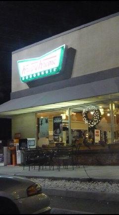ラスベガスの クリスピー クリーム のドーナツ / Krispy Kreme Doughnuts in Las Vegas