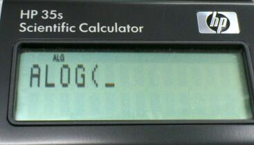 TI-30XS の欠点から考える [10n]キーの扱い