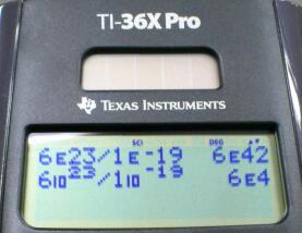 TI-36X Pro の実力 その1