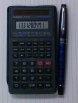 逆数からみた日本の関数電卓の血統 その3 / CASIO fx-260A-N