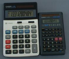 関数電卓に載せられなかったもの / CASIO JS-10L → fx-260A