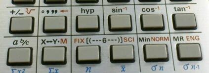 関数電卓完全復活顛末記 その4 / CASIO fx-310