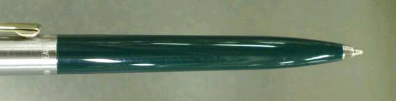 シェーファーのボールペン / SHEAFFR 緑軸 B.P