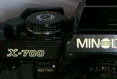 世界一わかりやすい カメラ ミエ講座 第3回 / X-700 初期型