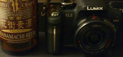 Panasonic Lumix G2 インプレッション