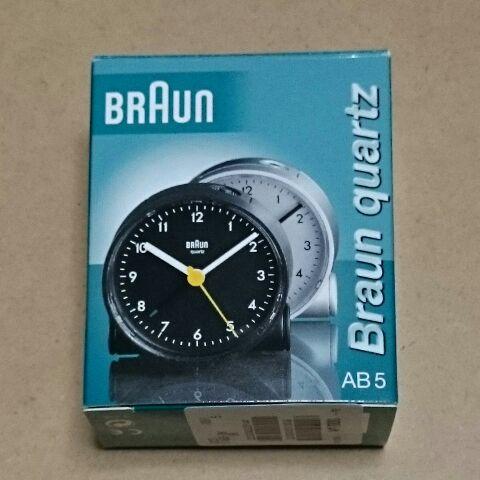 Braun quartz AB 5