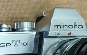 MINOLTA SR-T 101 / 世界一わかりやすいカメラミエ講座第10回