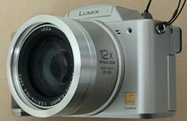 Panasonic DMC-FZ2 / 10ドルカメラで遊ぶ