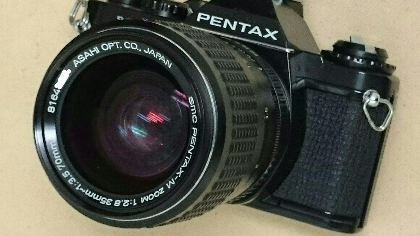 SMC PENTAX-M ZOOM 35-70mm 1:2.8 - 3.5 / 10ドルカメラで遊ぶ