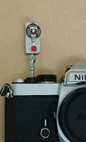 ハンザのセルフタイマー の使い方 / 10ドルカメラで遊ぶ