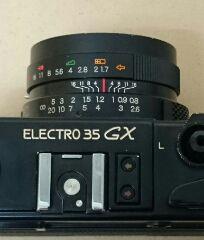 エレクトロ35 ノーファインダー