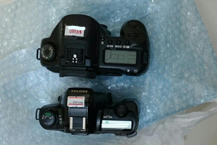 Canon EOS 10D 復活顛末記 その1 / 10 ドルカメラで遊ぶ