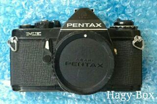 ペンタックス ME ブラック / 10 ドルカメラで遊ぶ