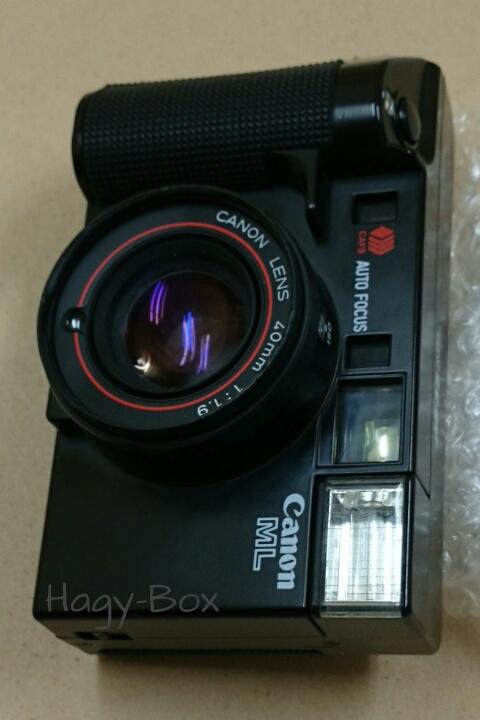 キヤノン AF35ML オートボーイスーパー / Canon AF35ML