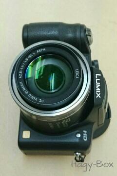 モンスター級 / Panasonic Lumix DMC-FZ38