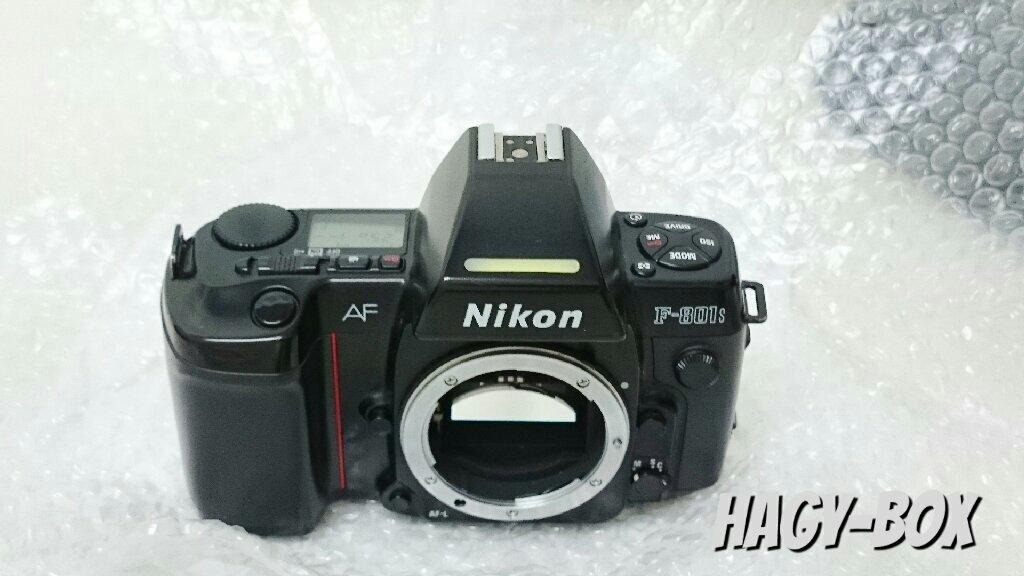 ニコン F-801s の採光窓 / Nikon F-801s