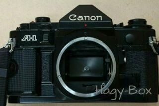 Canon A-1 + 199A,後編