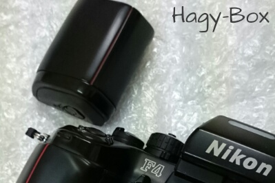 MB-20 / Nikon F4 バッテリーパック MB-20