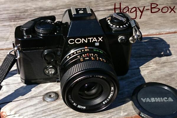 CONTAX 139 Quartz その1