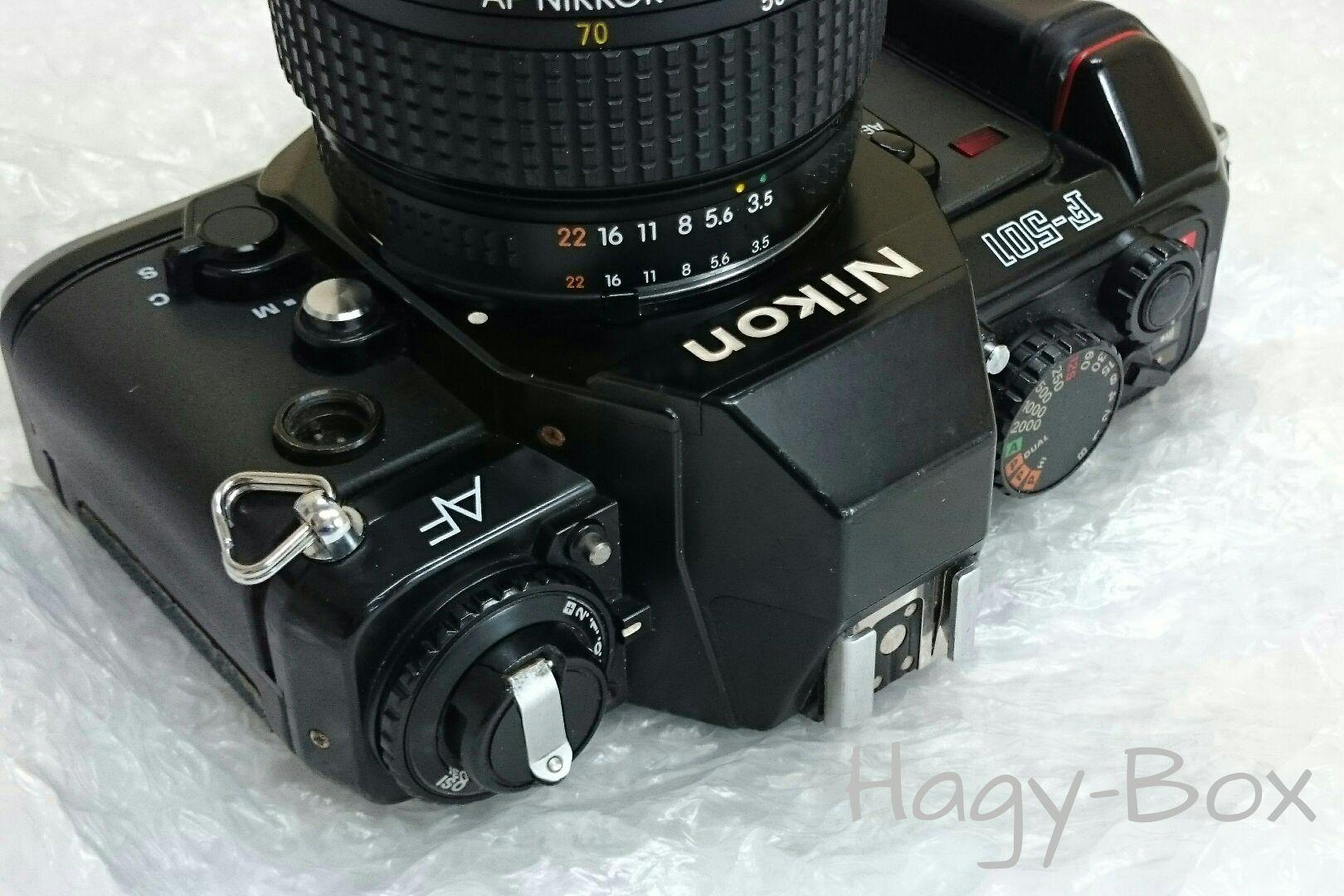 Nikon F-501AF 様をお迎えしました。その1 / Nikon F-501AF