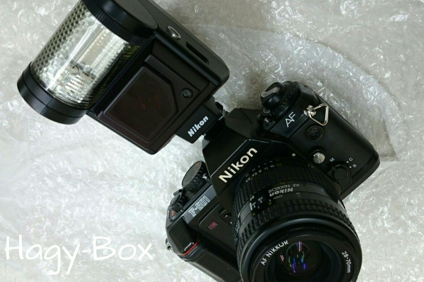 Nikon F-501AF 様をお迎えしました。その2 / Nikon F-501AF