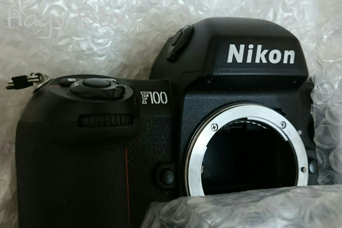 ワンコインのニコン F100 / Nikon F100