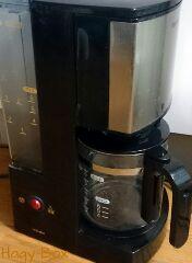 コーヒーメーカーをリプレースしました。 / TOSHIBA HCD-6MJ