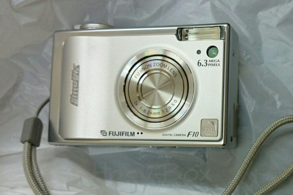 伝説の銘機 FinePix F10 を手に入れました / FUJIFILM FinePix F10