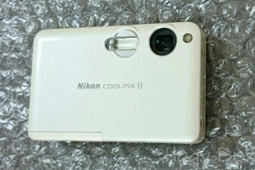 ニコンの屈曲光学系 / Nikon COOLPIX S1