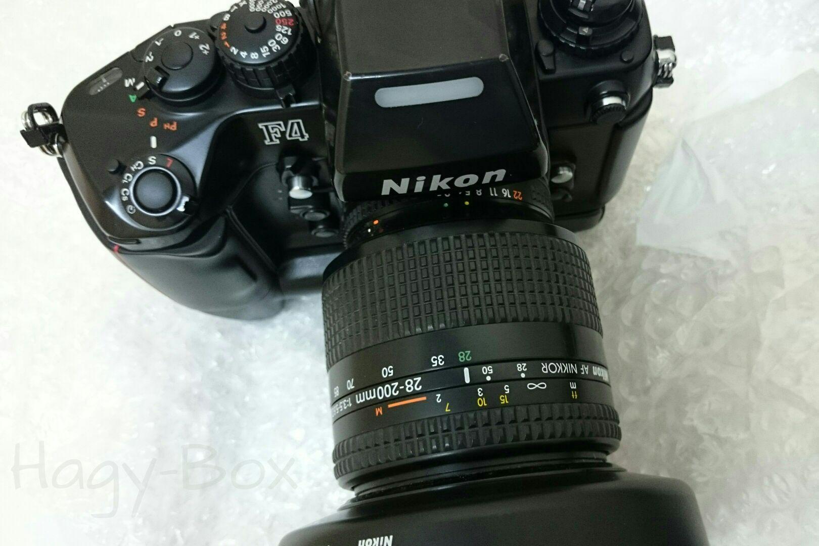 ニコンの D タイプのレンズ / AI AF Zoom Nikkor 28~200mm F3.5~5.6D(IF)