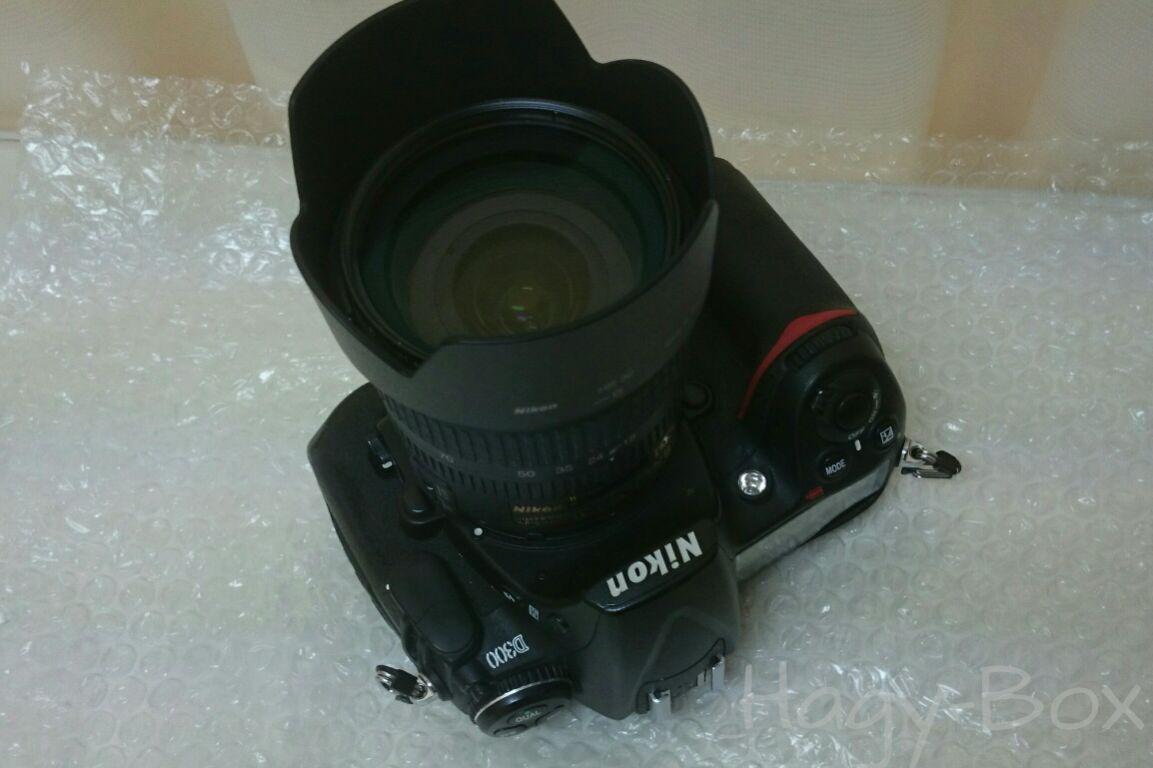 Nikon D300 を買いました。/ Nikon D300