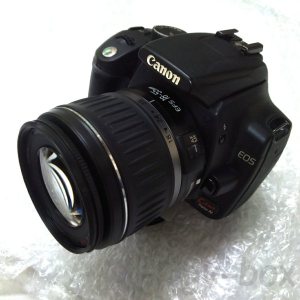 Canon EOS kiss Digital N を保護しました。