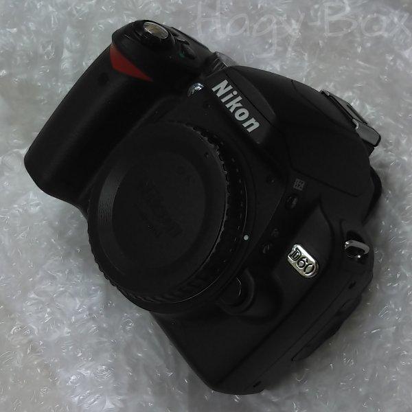 Nikon D60 を入手しました。/ Nikon D60