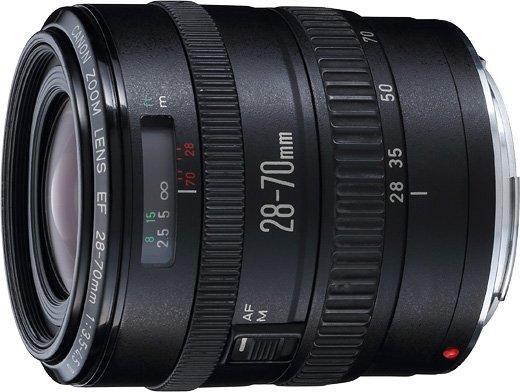 最大撮影倍率でレンズを選ぶ / Canon EF28-70mm F3.5-4.5 II
